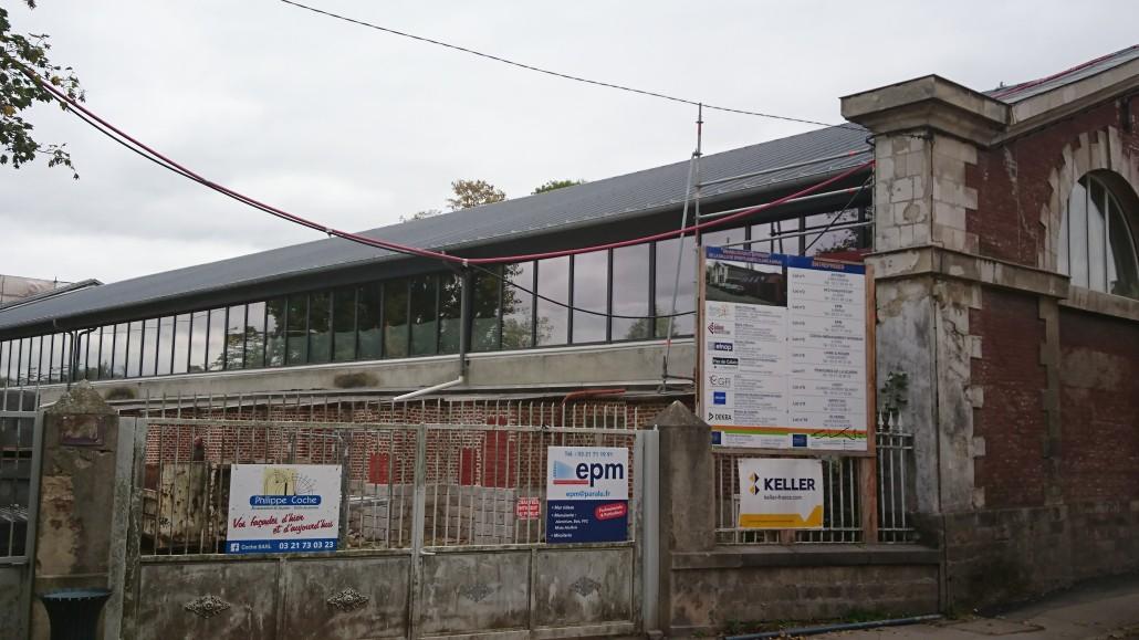 Etnap B E T Salle Des Sports Sainte Claire A Arras